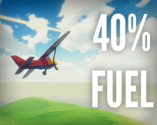 40% FUEL - a 3D indie game