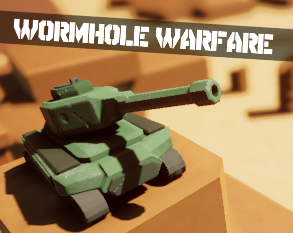 Wormhole Warfare - a 3D indie game